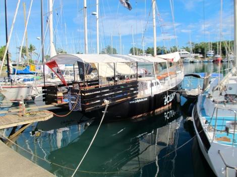 The Jolly Bula Pirate Ship