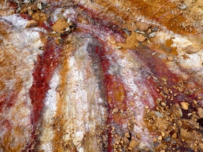 the red rock at Islot Casy