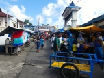 Market day at Banda