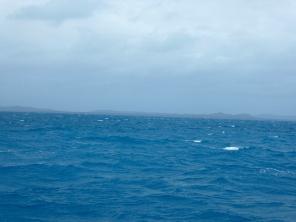 Passing Thursday Island