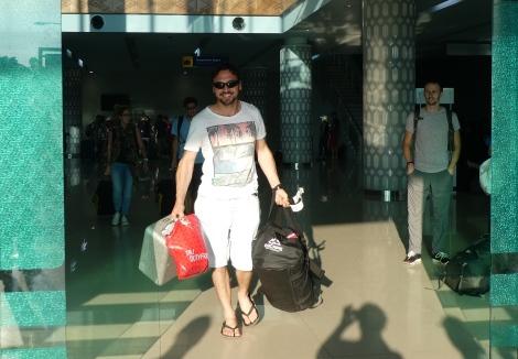 Mik arrival