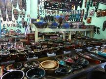 Craft markets at Sengigi