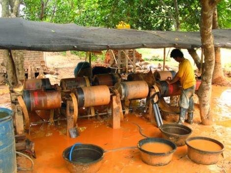 Mining- tumblers