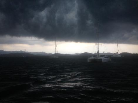Storm Gili gede Nov 5th