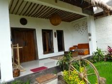 Our room at Tetebatu.