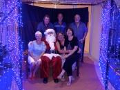 Fiji 6 hassling Santa