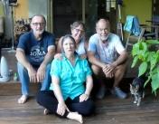 Our longtime friends Chris & Debbie