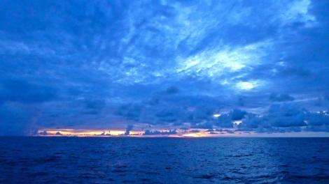 day 5 dawn