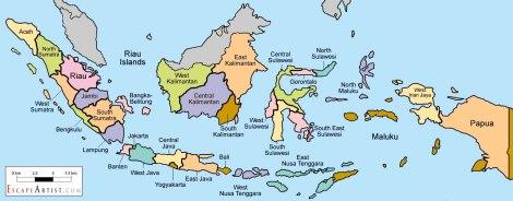 indo map-3