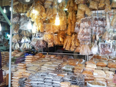 dried fish kk