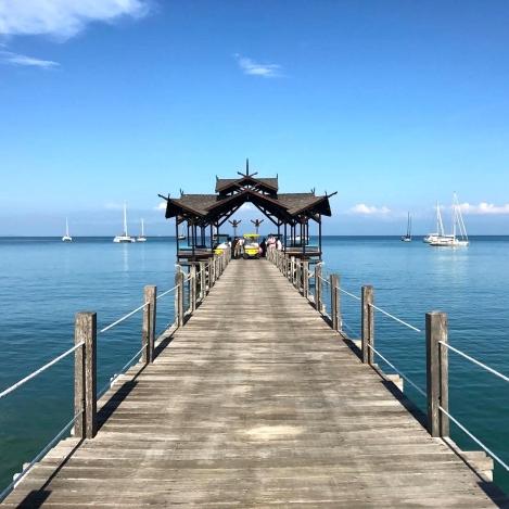 Pulau Tiga- Borneo Eagle eco resort